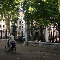 Cycling Past Het Utrechts Archief