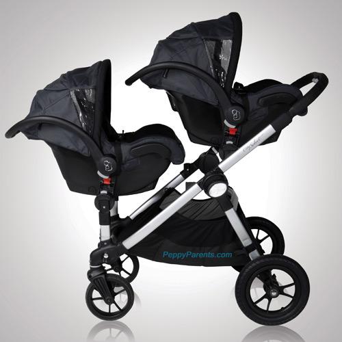 Baby Jogger City Select Oranjumo