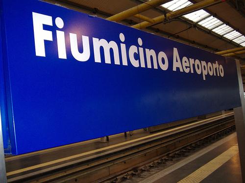 Treno Fiumicino Termini - Leonardo Express