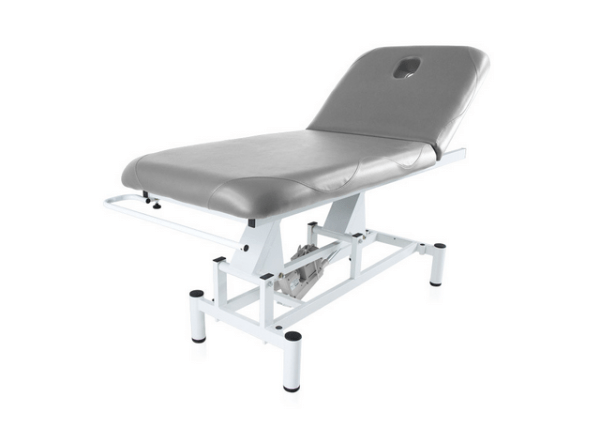 Two Section Electric Treatment Table Q PLUS 1 with Moveable Backrest 7