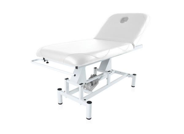 Two Section Electric Treatment Table Q PLUS 1 with Moveable Backrest 8