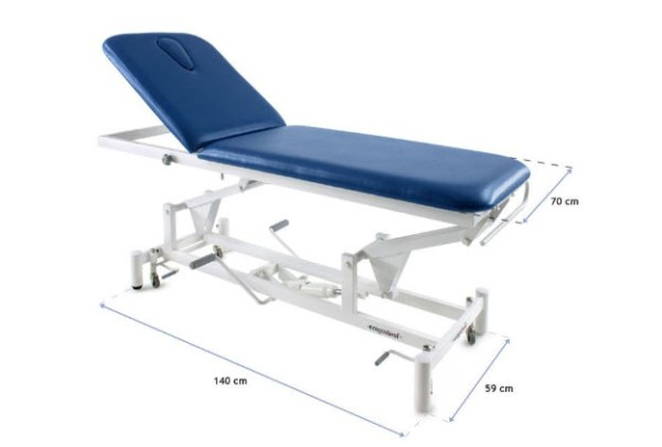 Two-Section Hydraulic Massage Table 10