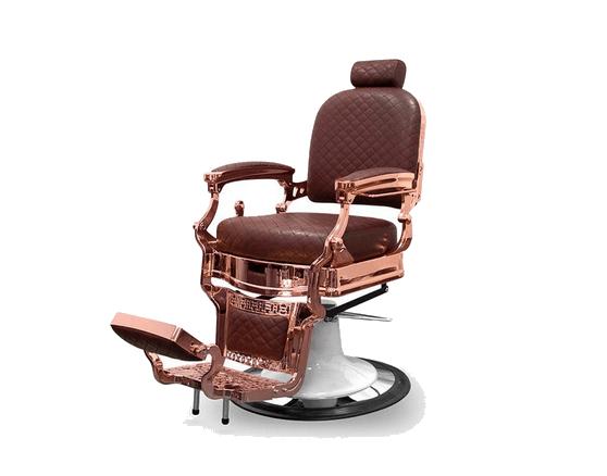 Brown Atlanta Barber Chair 1