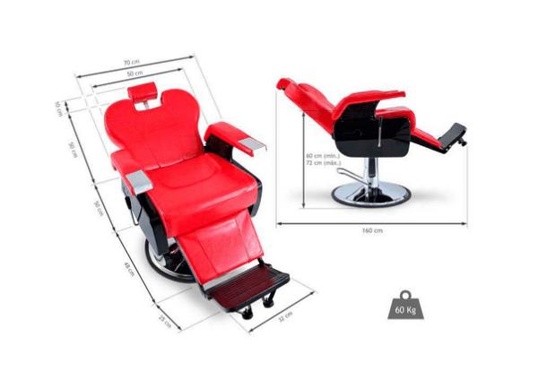 Denver Barber Chair 3