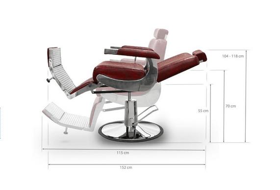 Illinois Barber Chair 4