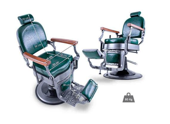 Louisiana Barber Chair 2