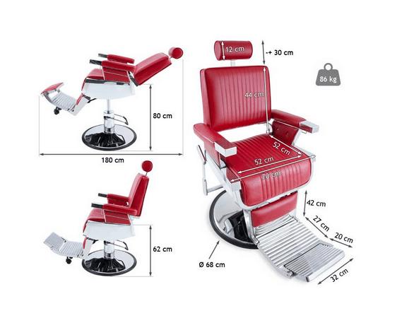 Barber Chair Mississippi 2