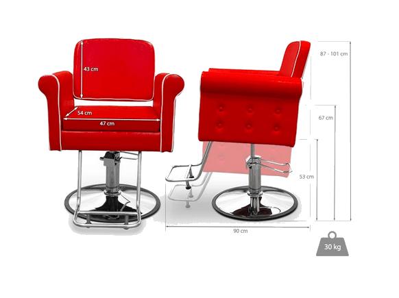 Verona Hairdresser Chair 3
