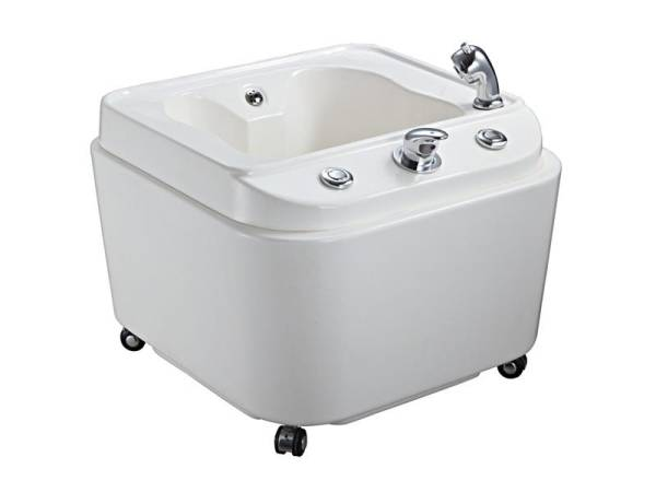 Portable Foot Spa With Whirlpool 1