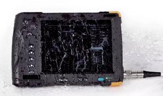 Portable Waterproof Veterinary Ultrasound Scanner 2-10MHz 3