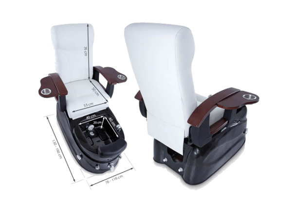 SPA Pedicure Chair with Hydro Massage - PRO 3