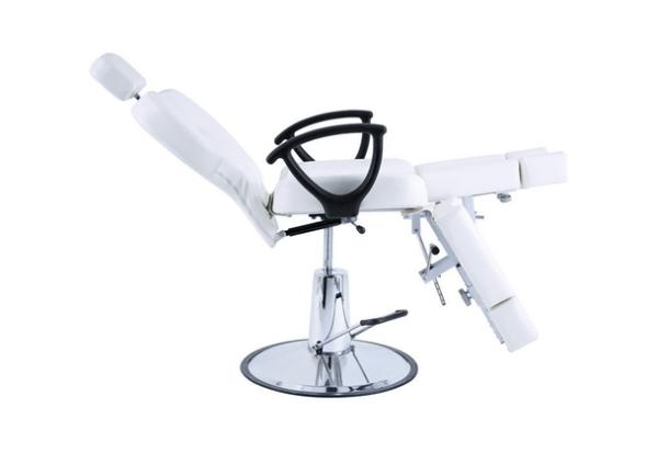 Aesthetics Swivel Hydraulic Armchair With Legs 4