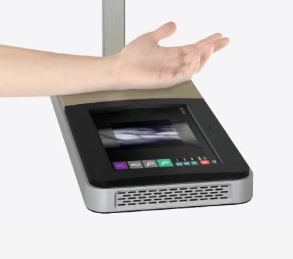 Touch Screen Desktop Infrared Technology Vein Detector 12