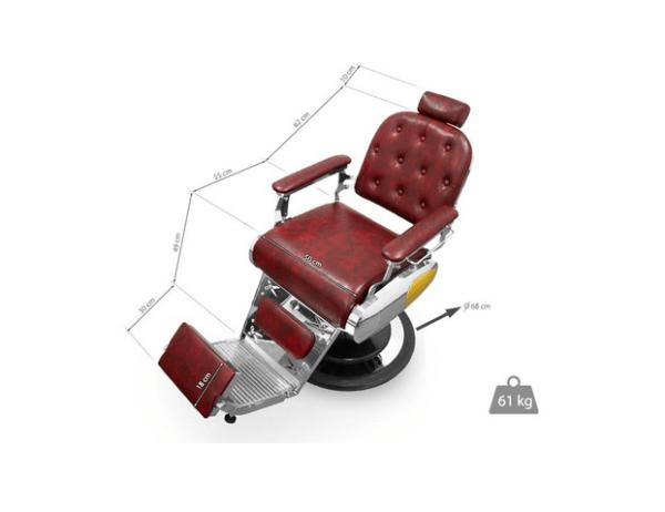 Austin Barber Chair 3