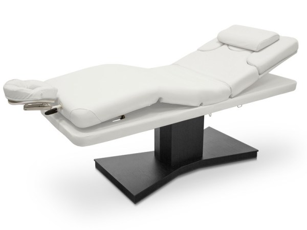 Electric Massage Table for SPA Single Column Lift 1