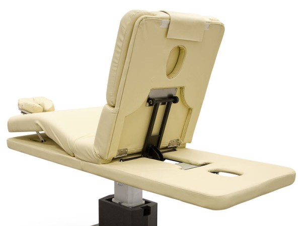 Electric Massage Table for SPA Single Column Lift 4