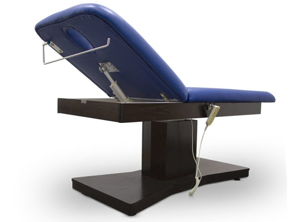 Electric Treatment Table with 2 Motors Headrest and Face Hole 6