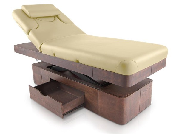 SPA Massage Table with LED Chromotherapy and Drawer 1