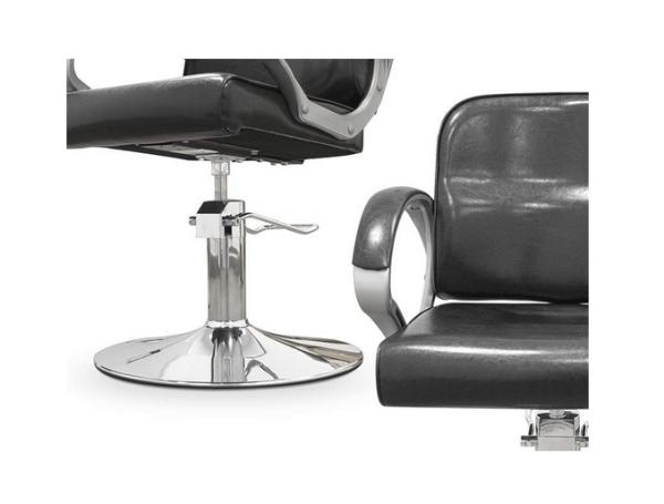 Black Potenza Styling Chair 6