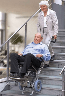 Stairlift Chair Universal CMAX Model 4
