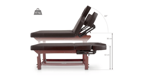 SPA Massage Table With Lower Tray 3