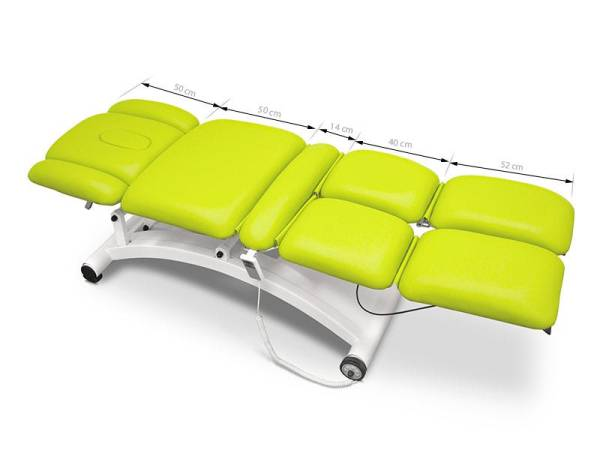 Electric Multifunctional Massage Table 5 Sections With 2 Engines 4