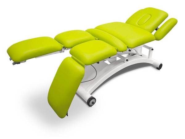 Electric Multifunctional Massage Table 5 Sections With 2 Engines 1