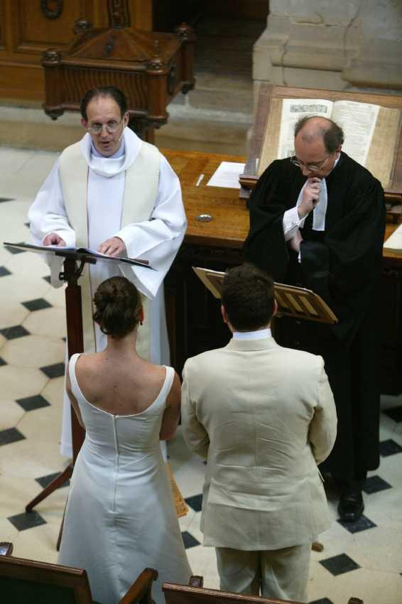 Comment S'appelle Un Pretre Qui Peut Se Marier : comment, s'appelle, pretre, marier, Cérémonie, Protestante, Mariage, Oratoire, Louvre