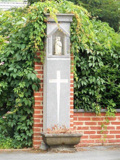 Oratoire St Jacques dans une propriété privée Avenue de Ferrière.
