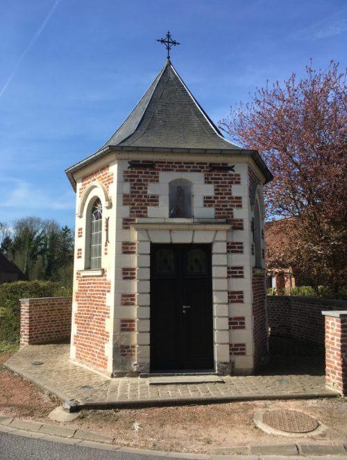 Chapelle N.D de Grâce et des Petits Enfants (1713)