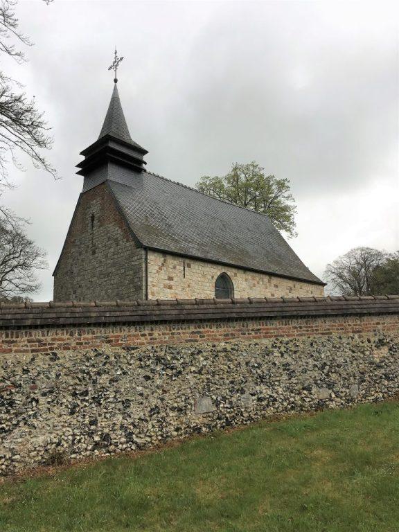 Chapelle du Château Vue de l'extérieur