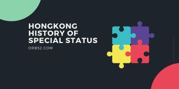 Hongkong History of Special Status and the present problem.