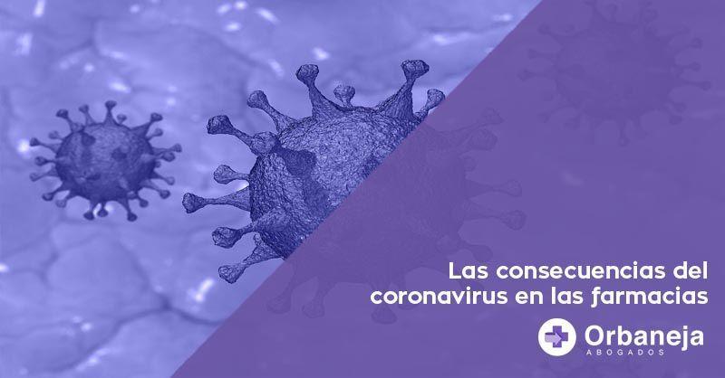 coronavirus en las farmacias