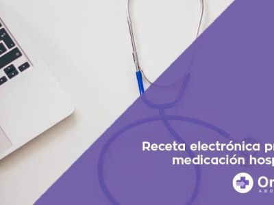 Receta electrónica privada y medicación hospitalaria