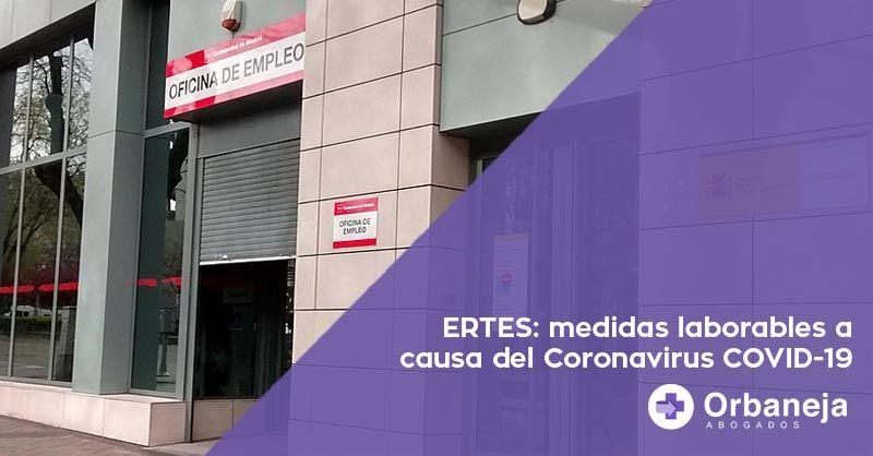ertes en las empresas y farmacias por el coronavirus