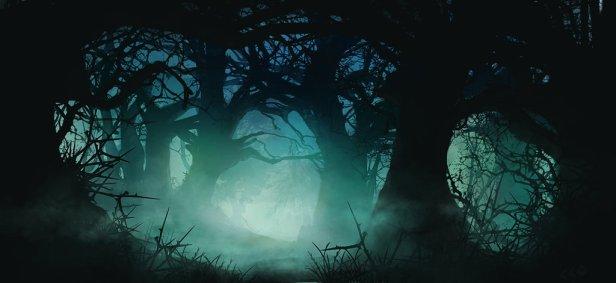 Arzien_Bosque_da_Penumbra No Rastro da Luz, 2ª Parte: O Bosque da Penumbra
