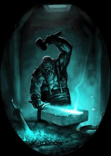 dwarf Crônicas das Montanhas do Escudo, primeira parte
