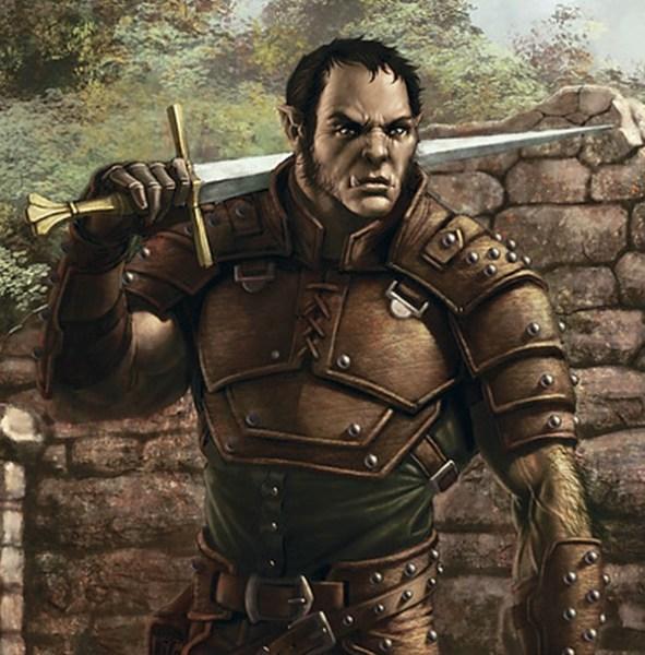 Half-Orc_1-591x600 Povos de Crivon: Meio Orcs