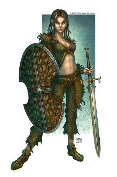 crivon-leonideos-razorclaw_warden_by_kerembeyit-398x600 Reinos de Toran: O Baronato de Caerleon