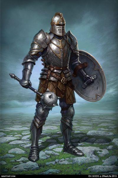 e978a35bfe22cd9829e316b107d43027-400x600 Guildas de Crivon: Os Guerreiros do Caos