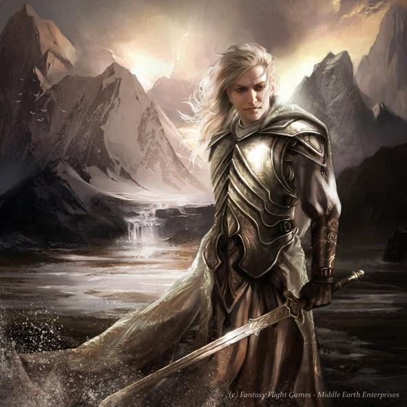 Glorfindel_MagaliVilleneuve-1 O Resgate do Reino dos Cavaleiros Sagrados, parte V