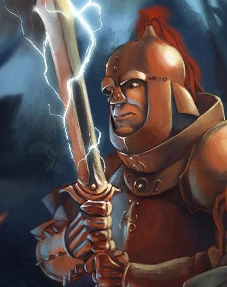 andrei-pietro Heróis de Crivon: Andrei e sua Tríade