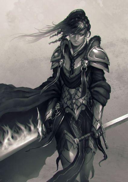 Muriel-424x600 O Resgate do Reino dos Cavaleiros Sagrados, parte final