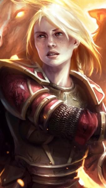 Tyla-Eowyn-5-338x600 O Resgate do Reino dos Cavaleiros Sagrados, parte V