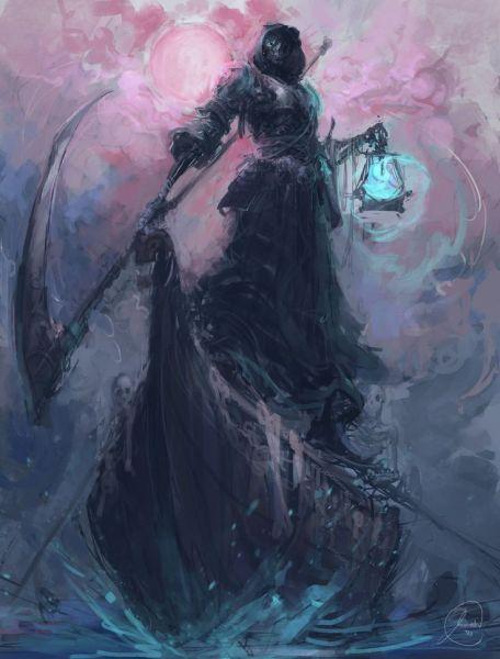 barqueiro-456x600 Aventura CaLuCe: O Resgate do Reino dos Cavaleiros Sagrados, parte III