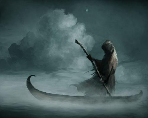 caronte Aventura CaLuCe: O Resgate do Reino dos Cavaleiros Sagrados, parte III