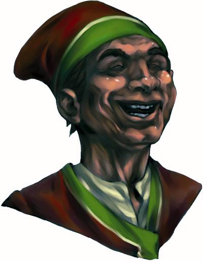 crivon-Shael-proprietário-da-taverna Aventura CaLuCe: Um Merlin desafiado - a Cantora Escarlate