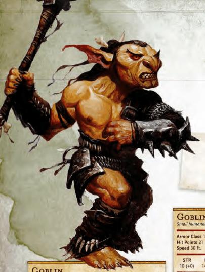 goblin A Coroa da Ruína, 1ª Parte: Atravessando Grishtar, sessão II