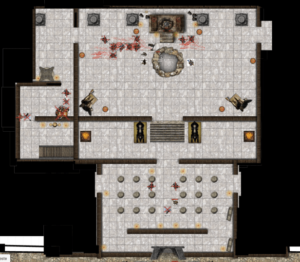 61f56-templo2 A Cidade Perdida de Luckendor, 2ª Parte: A Águia, a Coruja e a Serpente, sessão final
