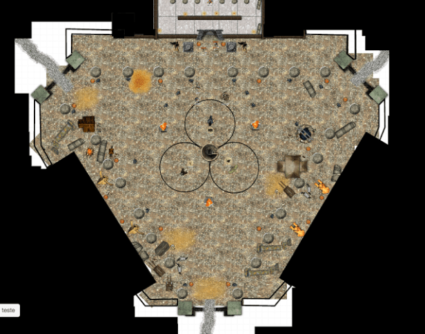 8437a-praca_da_triade A Cidade Perdida de Luckendor, 3ª parte: A Tumba de Haran-Pharak, sessão I